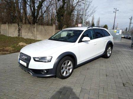 Audi A4 Allroad, 2013