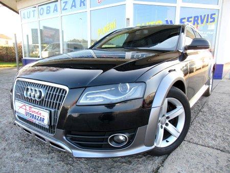 Audi A4 Allroad, 2010