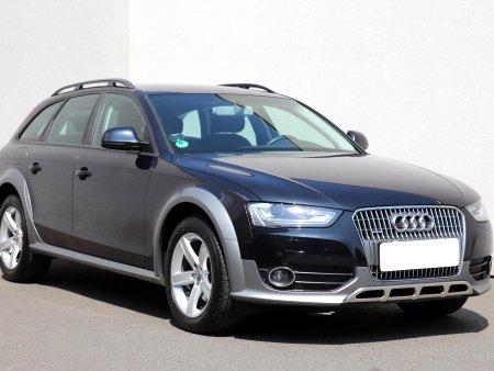 Audi A4 Allroad, 2012