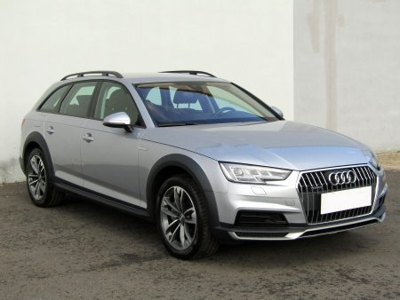 Audi A4 Allroad, 2017
