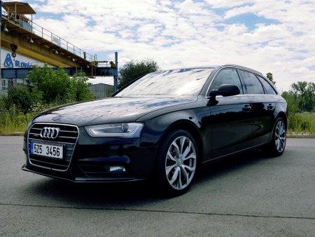 Audi A4 Avant, 2013