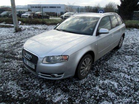 Audi A4 Avant, 2005
