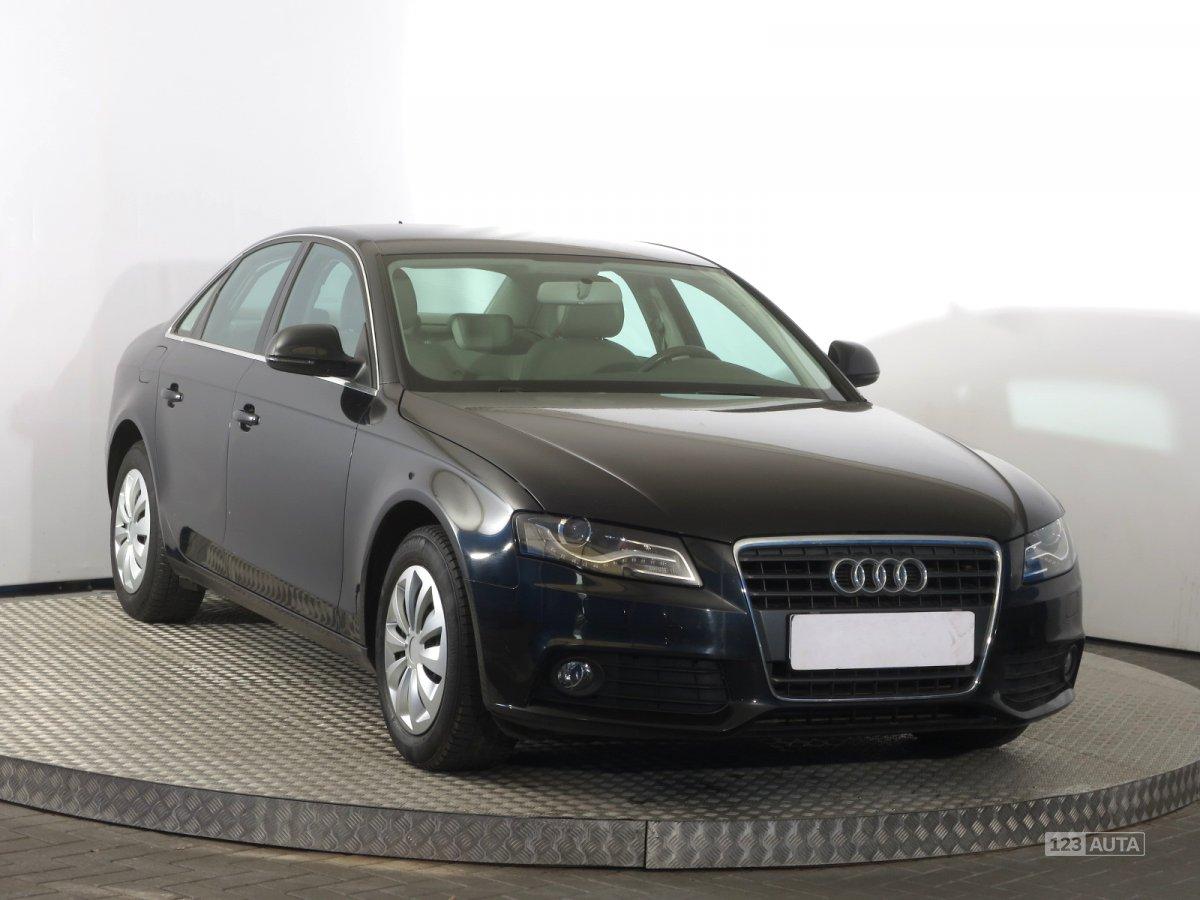 Audi A4, 2009 - celkový pohled