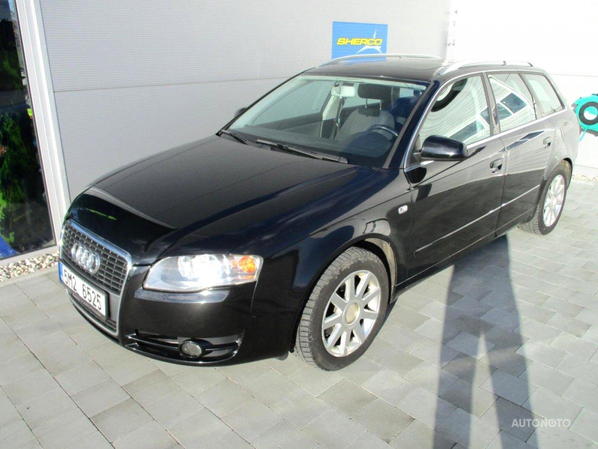 Audi A4, 2005 - celkový pohled