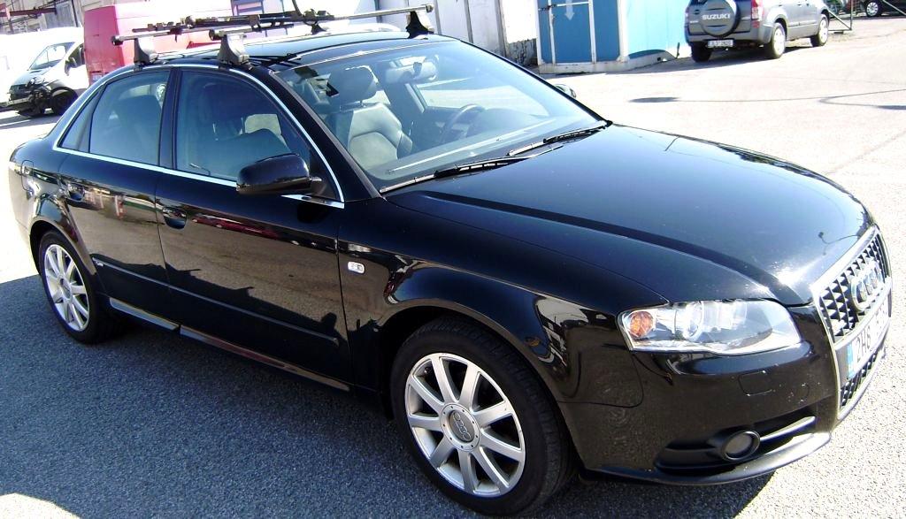 Audi A4, 2006 - celkový pohled