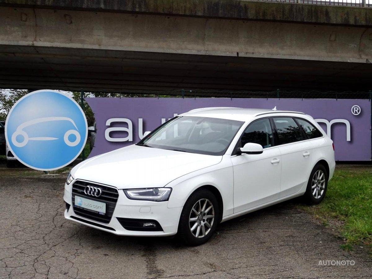 Audi A4, 2015 - celkový pohled