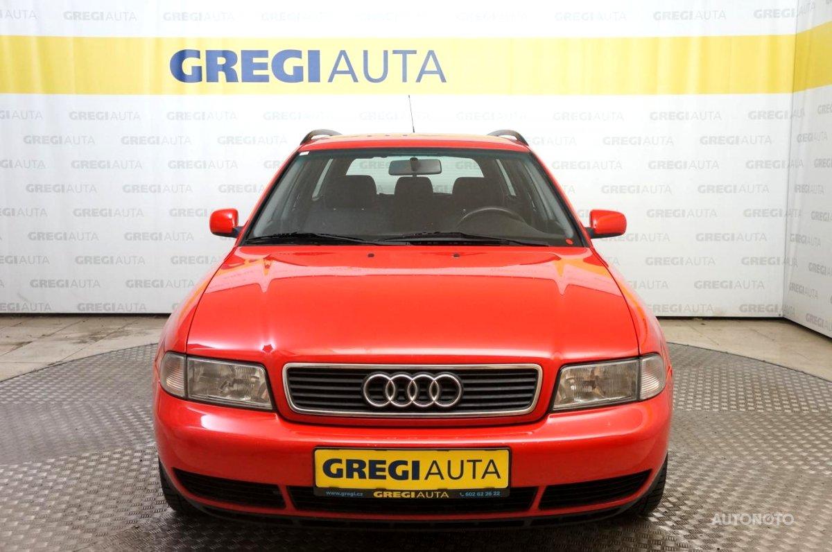 Audi A4, 1999 - celkový pohled