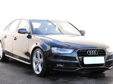 Audi A4, 2015