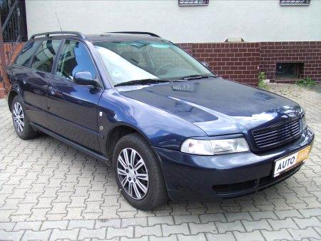 Audi A4, 1996
