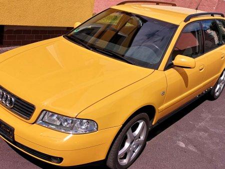 Audi A4, 2000