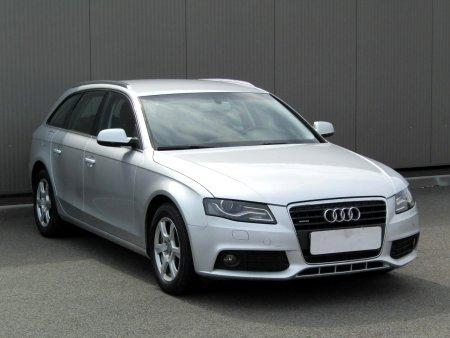 Audi A4, 2010
