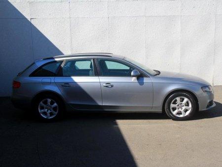 Audi A4, 2008 - pohled č. 4