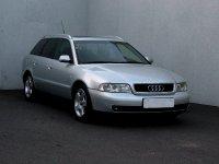 Audi A4, 2000 - celkový pohled