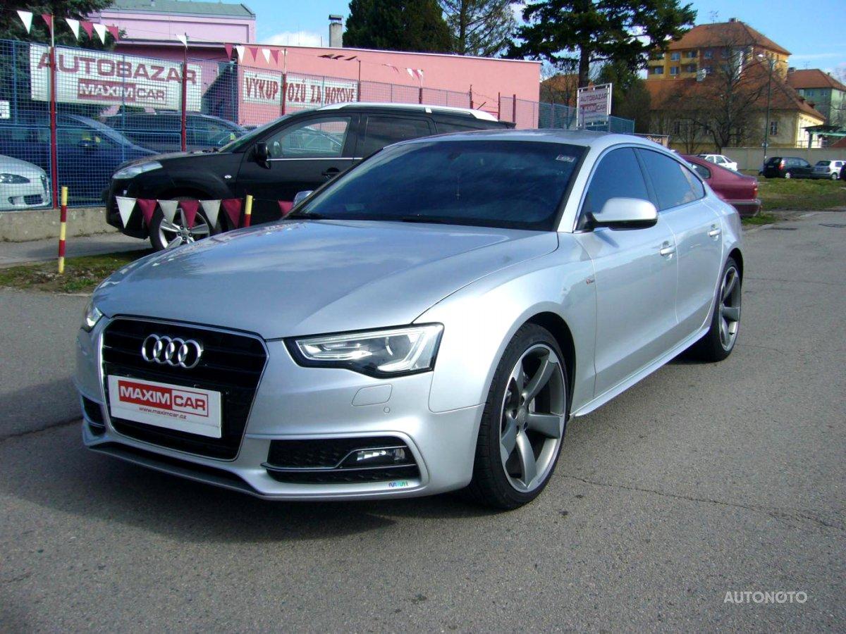 Audi A5, 0 - celkový pohled