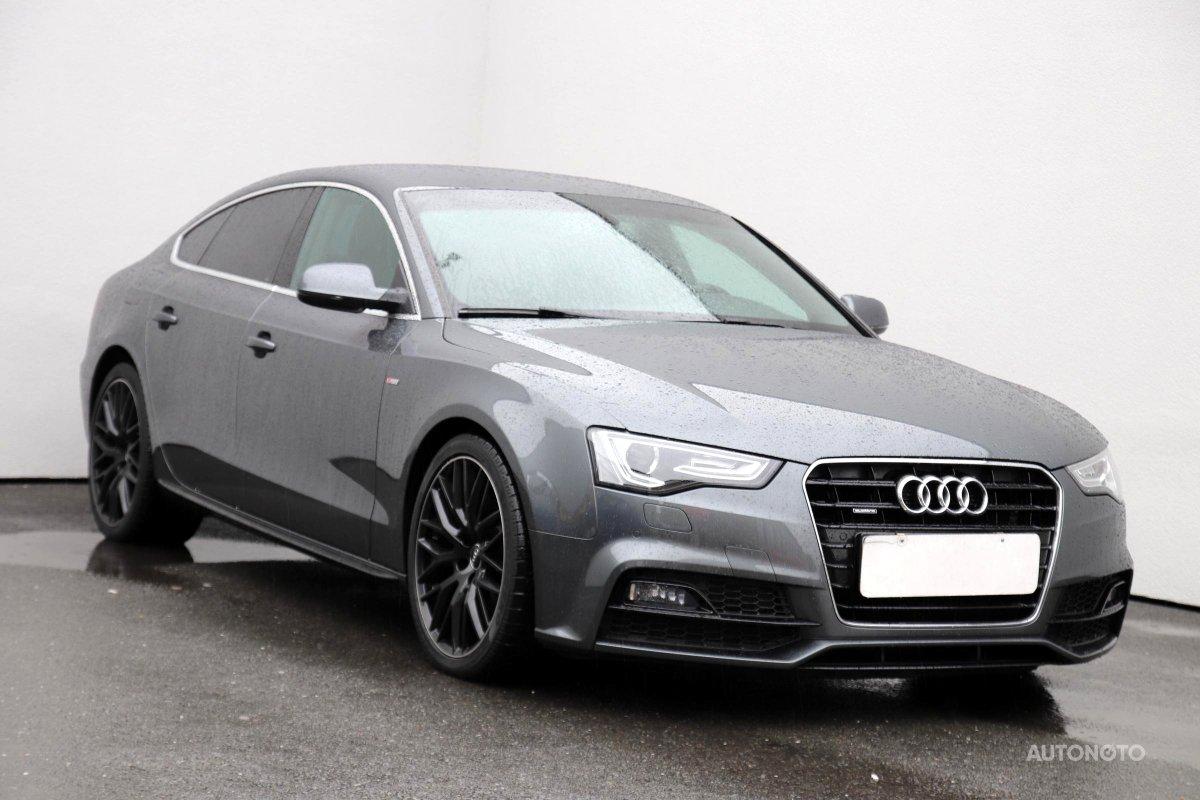 Audi A5, 2016 - celkový pohled