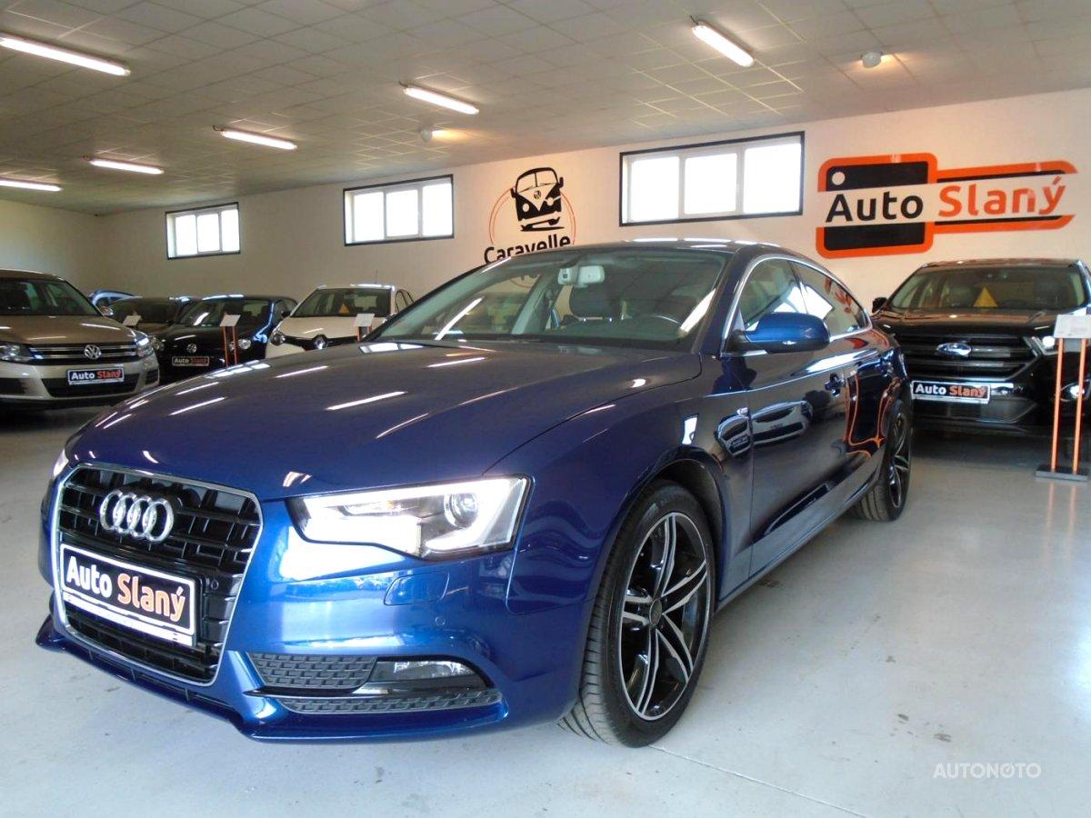 Audi A5, 2014 - celkový pohled