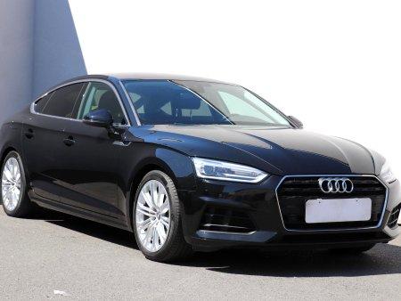 Audi A5, 2017