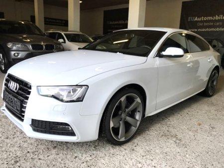 Audi A5, 2016