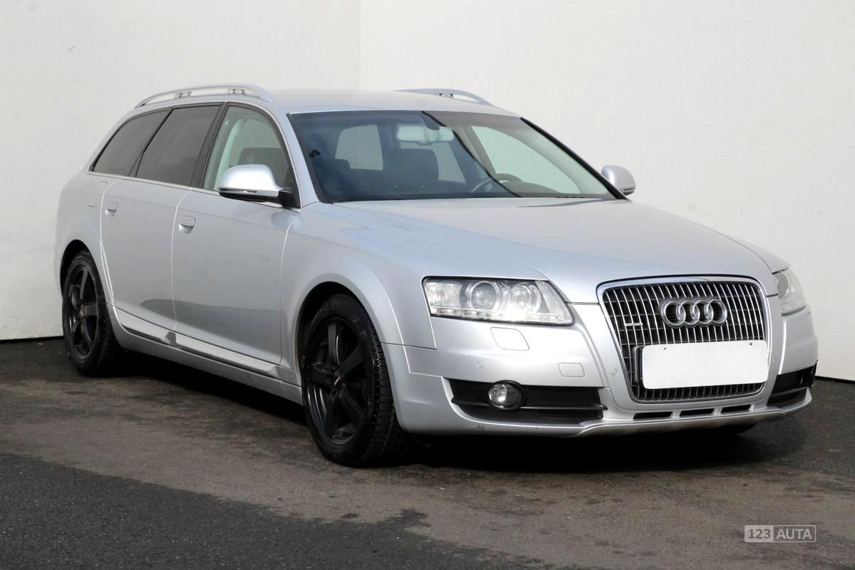 Audi A6 Allroad, 2009 - celkový pohled
