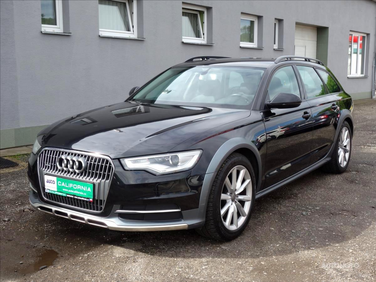 Audi A6 Allroad, 2012 - celkový pohled