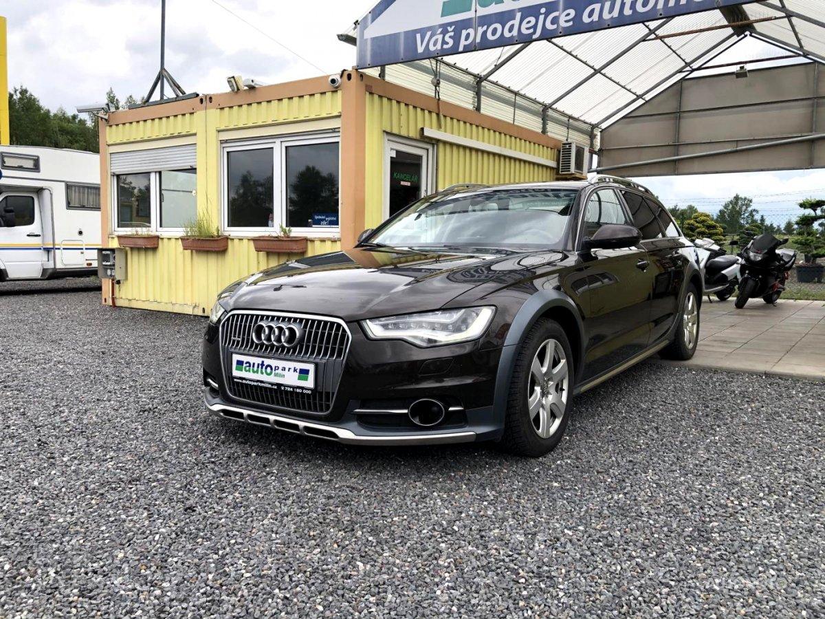 Audi A6 Allroad, 2013 - celkový pohled