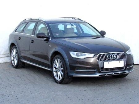 Audi A6 Allroad, 2013