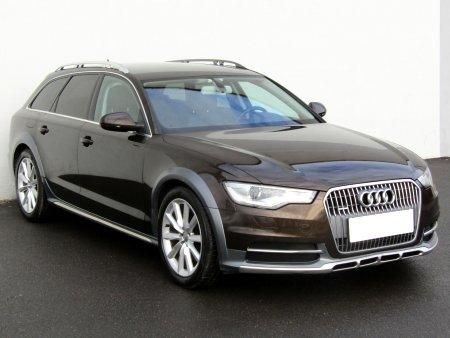 Audi A6 Allroad, 2012