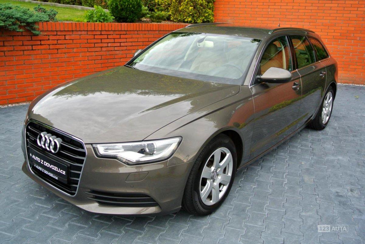 Audi A6, 2014 - celkový pohled