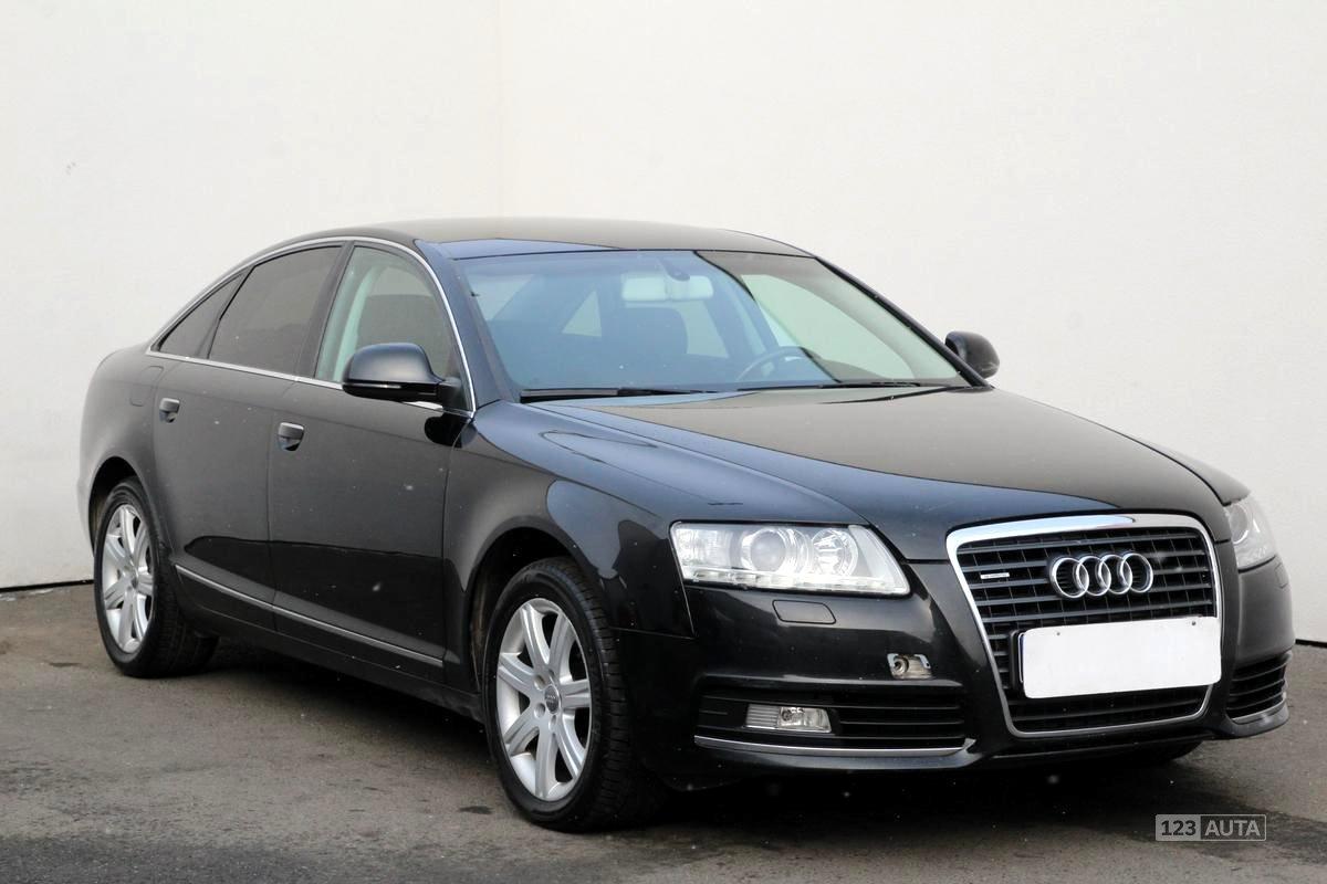 Audi A6, 2010 - celkový pohled