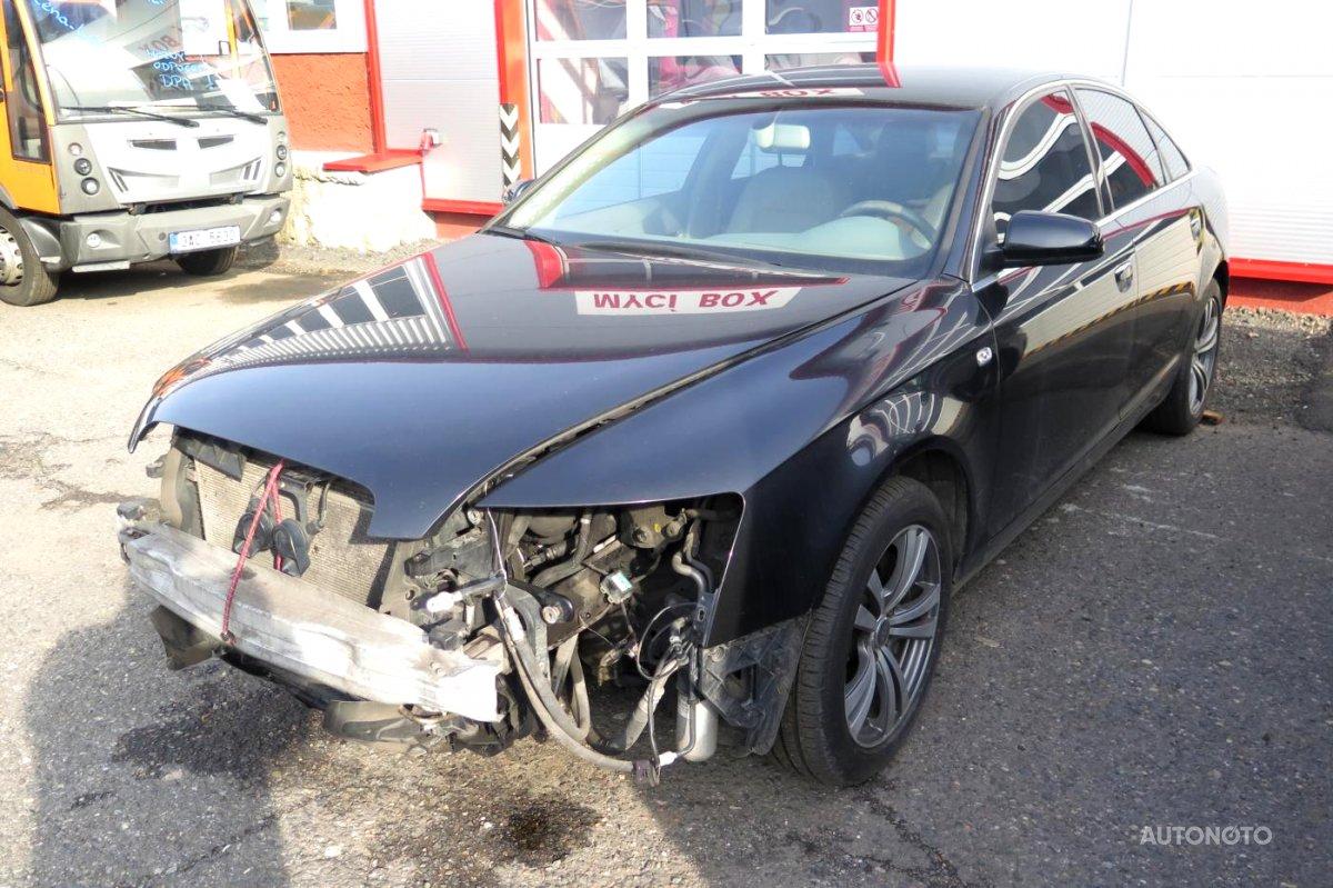 Audi A6, 2004 - celkový pohled