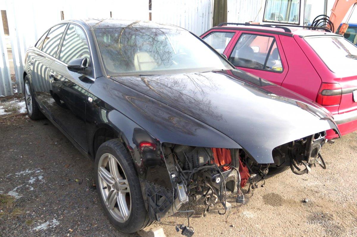Audi A6, 2005 - celkový pohled