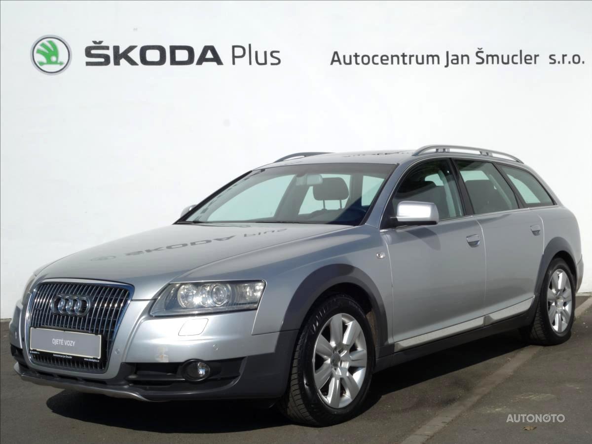 Audi A6, 2007 - celkový pohled