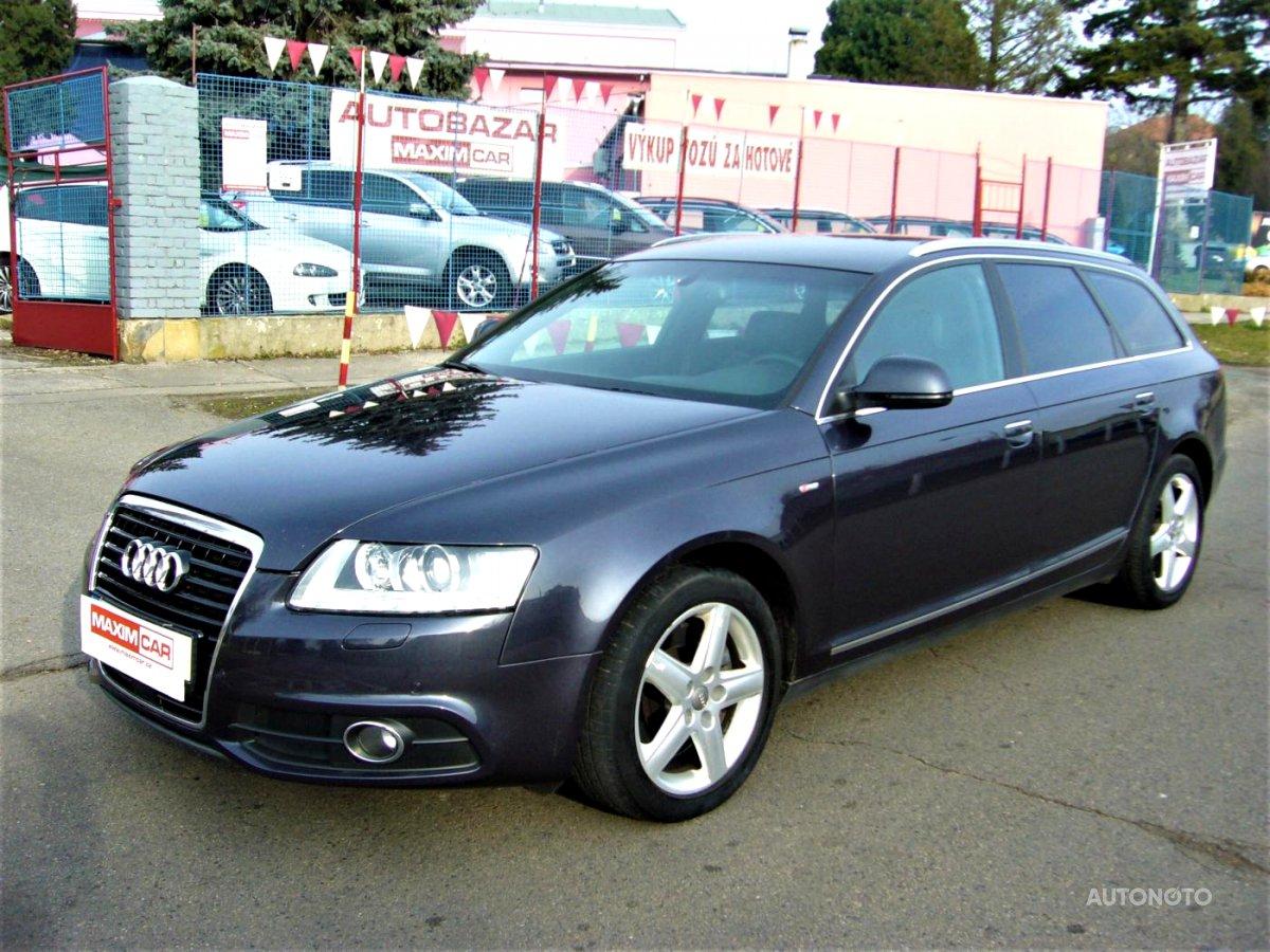 Audi A6, 0 - celkový pohled