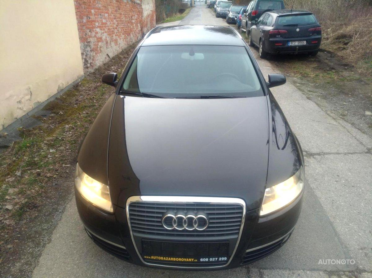 Audi A6, 2006 - celkový pohled