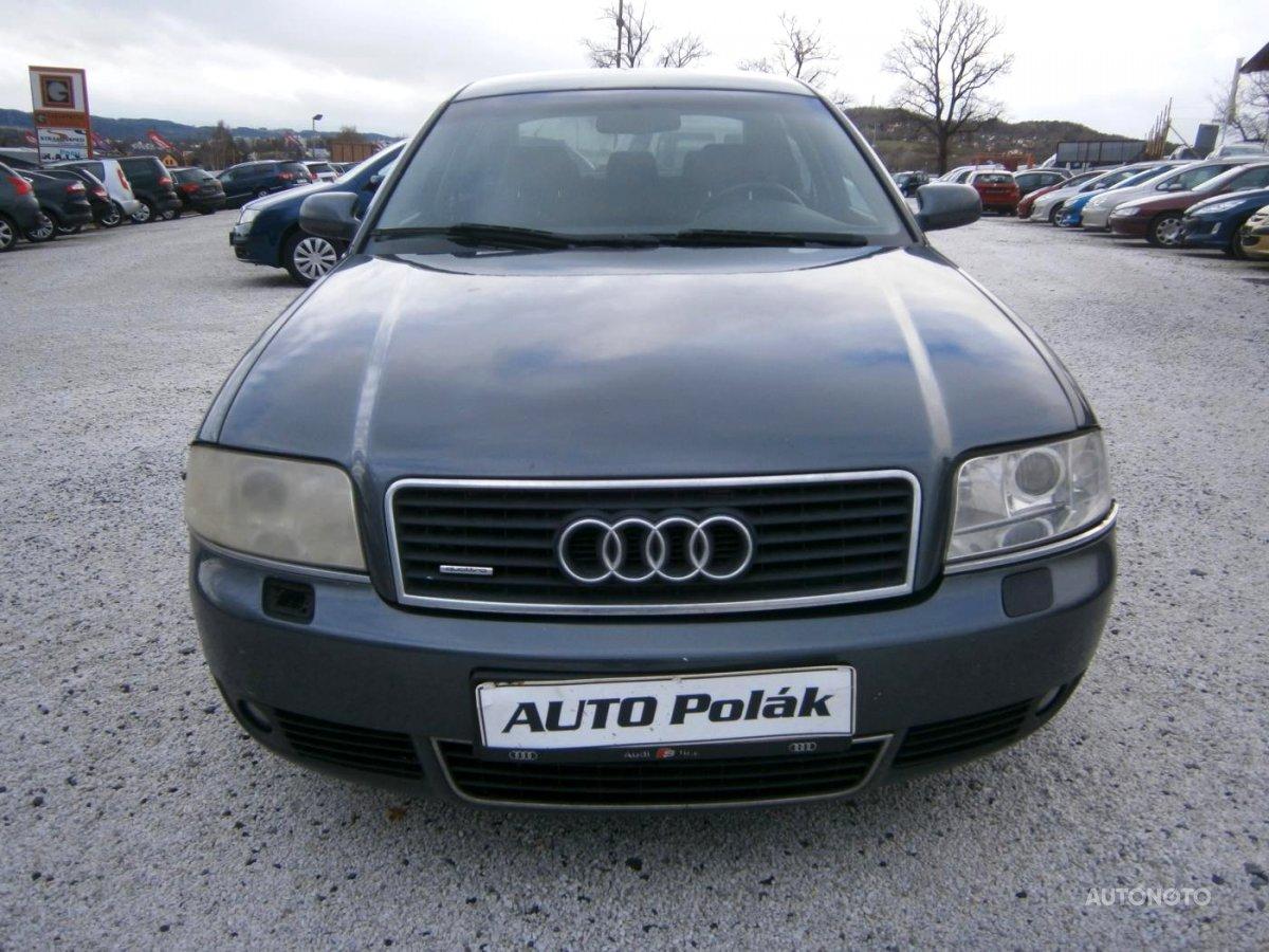 Audi A6, 2003 - celkový pohled