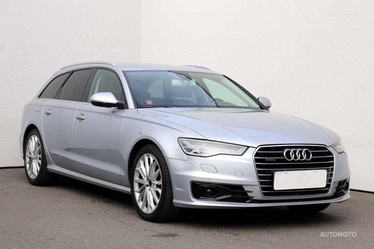Audi A6, 2015 - celkový pohled