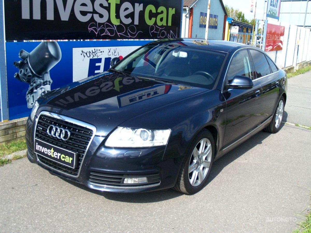 Audi A6, 2009 - celkový pohled
