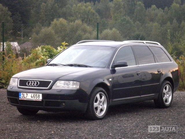 Audi A6, 2000 - celkový pohled