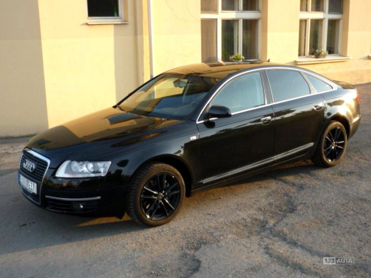 Audi A6, 2008 - celkový pohled