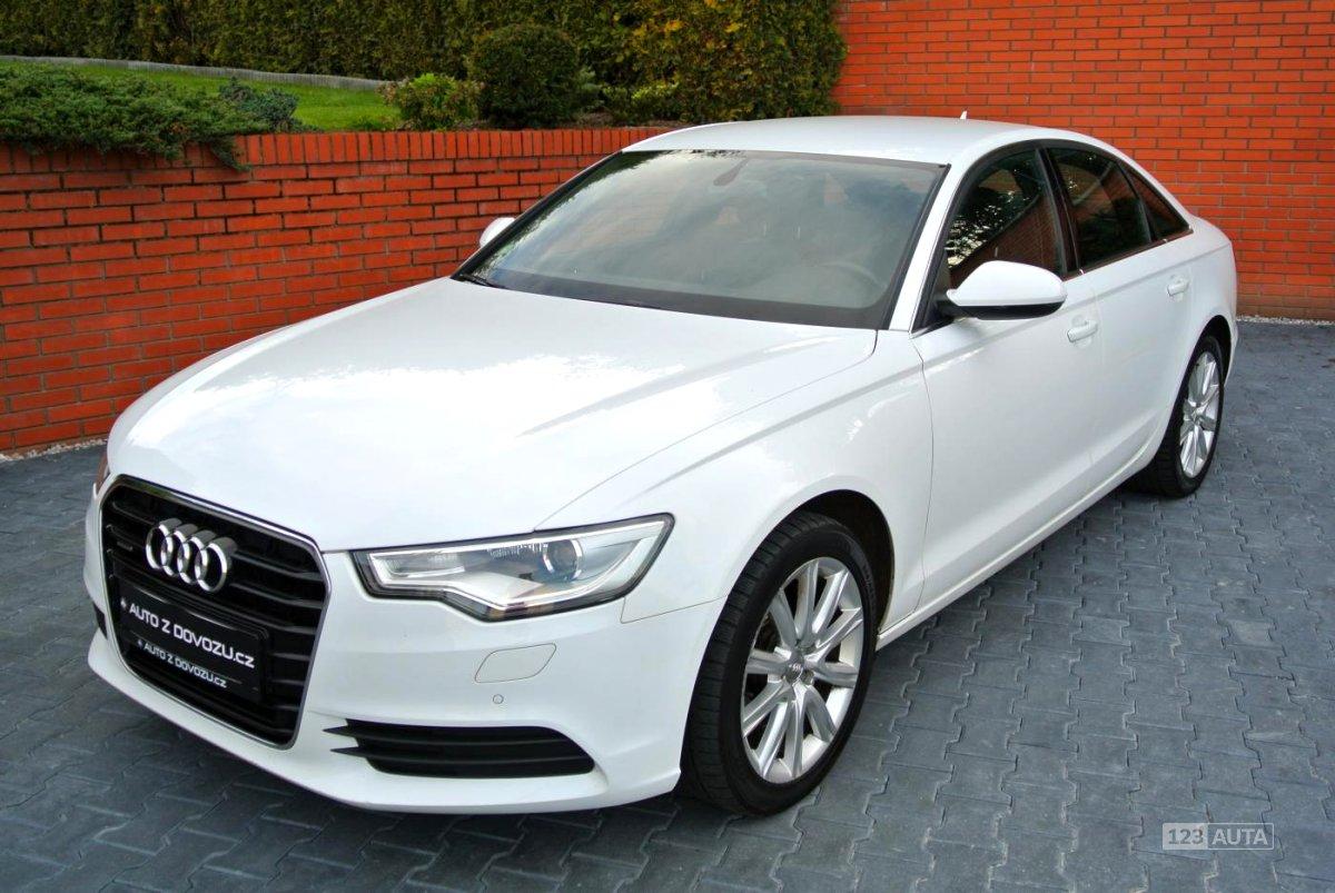 Audi A6, 2012 - celkový pohled