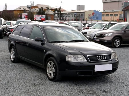 Audi A6, 2002