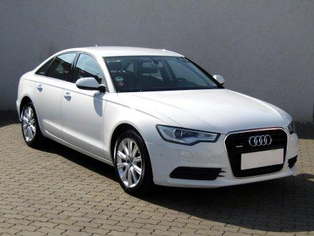 Audi A6, 2013