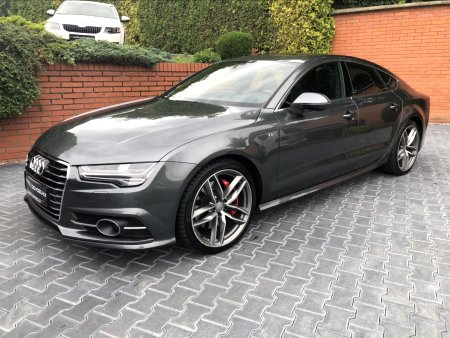 Audi A7, 2015