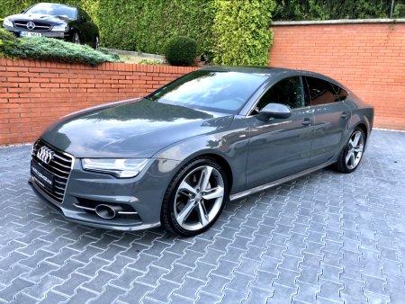 Audi A7, 2016