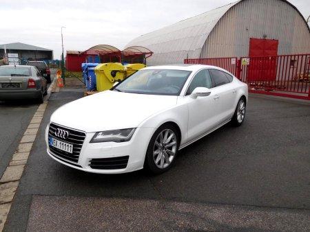 Audi A7, 2010