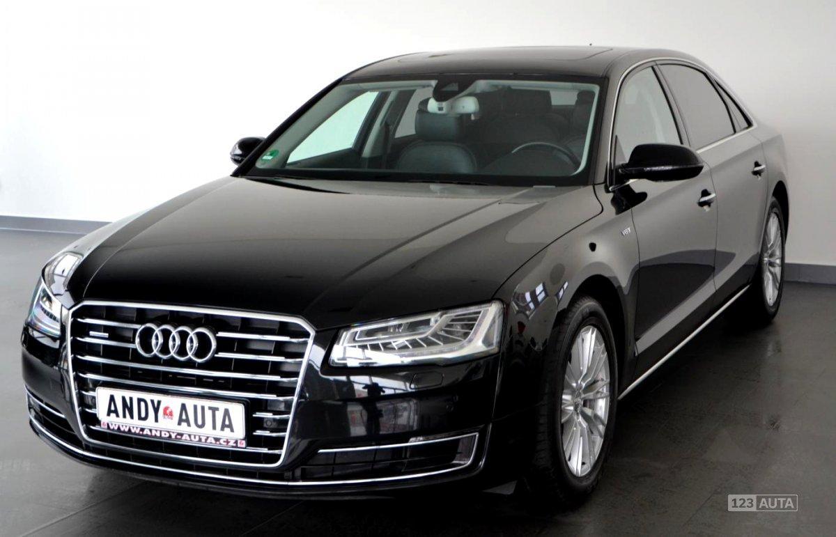 Audi A8, 2016 - celkový pohled