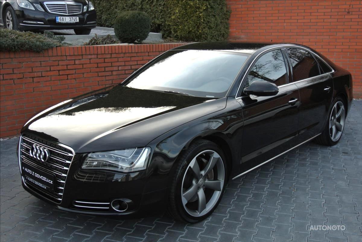 Audi A8, 2010 - celkový pohled