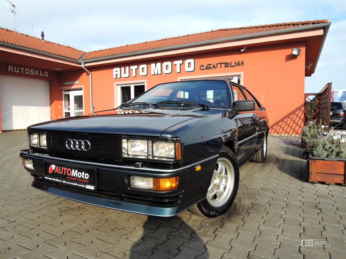 Audi Audi - Neznámý, 1982 - celkový pohled