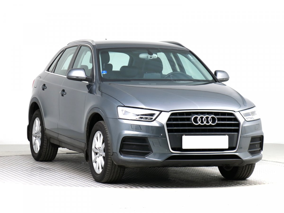 Audi Q3, 2015 - celkový pohled