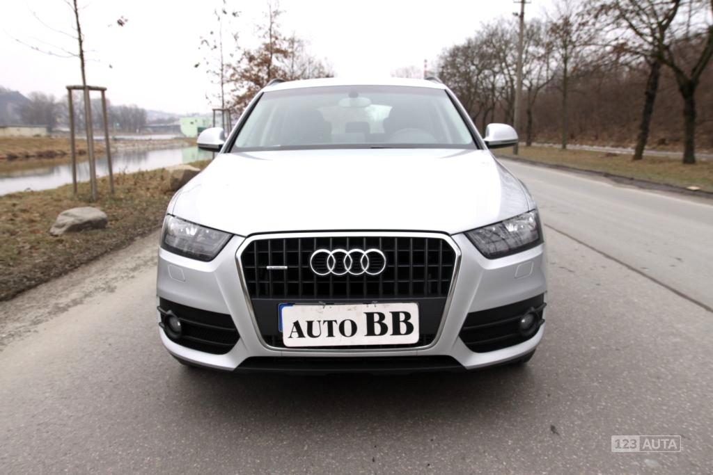 Audi Q3, 2011 - pohled č. 1